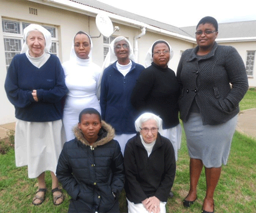 A family of sisters in Christ